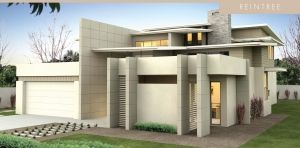 House Plan - David Reid Homes - Reintree 4 bedrooms, 4 bath, 487m2 #building #architecture #davidreidhomesaus