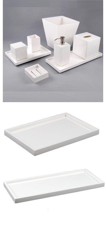 White Bathroom   White Bath Set   White Bath Sets   White Bathroom  Accessories   White. Best 25  White bathroom accessories ideas on Pinterest   Bathroom