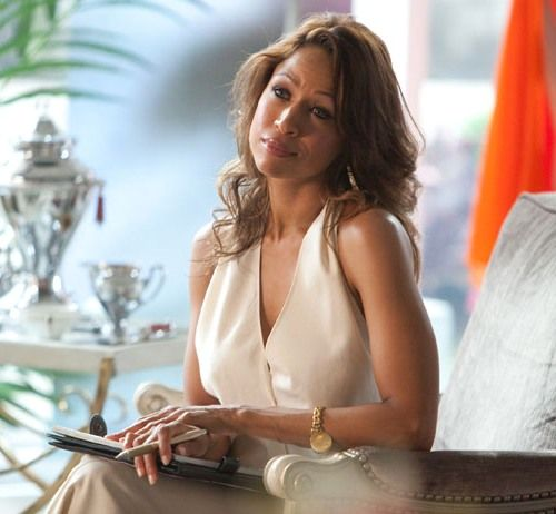 "Stacey Dash Gold Charm Bracelet in ""Single Ladies"""