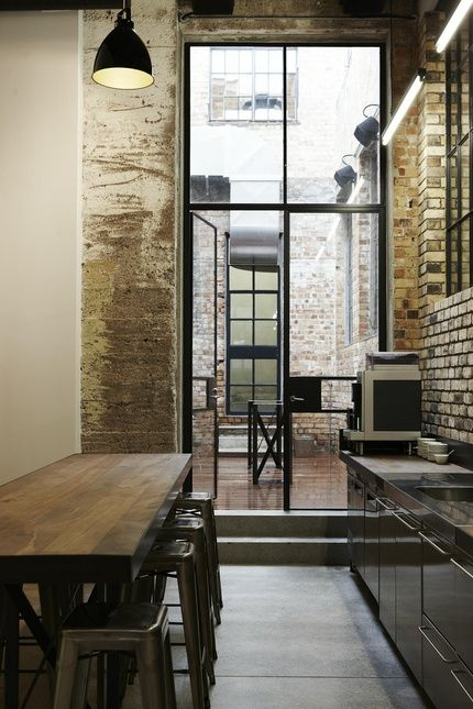 Fox St Office Commercial Fearon Hay Architects Auckland New Zealand Cache Pinterest