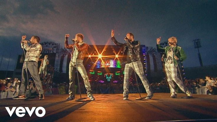 Westlife - Sexyback / Blame It On The Boogie (Live At Croke Park Stadium) - YouTube