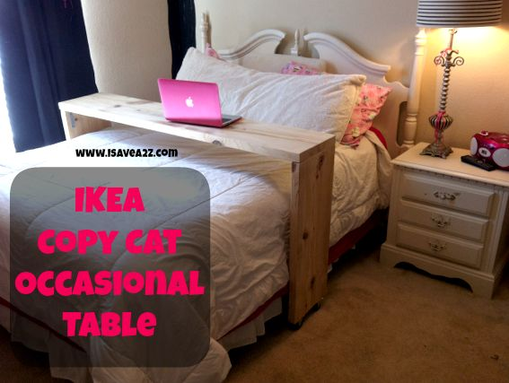 Idea Copy Cat Homemade Occasional Table