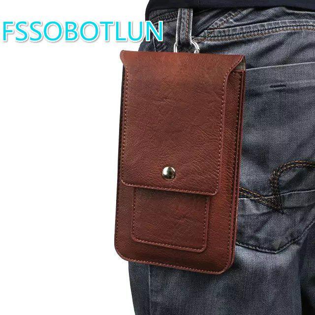 Double carabiner pockets waist Bag For Allview X3 Soul Plus / For Blackview BV6000/ BV5000 / For InFocus M535+ / UleFone Metal #Affiliate
