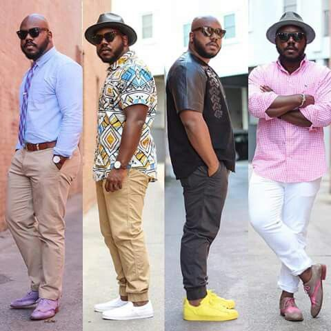 17 Best Ideas About Big Guy Fashion On Pinterest Clothes