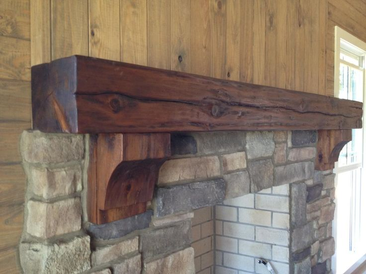12 best Timber Mantels by BurrusCompany.com images on Pinterest ...