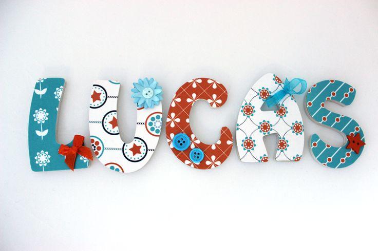 1000 id es sur le th me lettres en bois d cor es sur pinterest peindre des lettres en bois - Peinture bebe non toxique ...