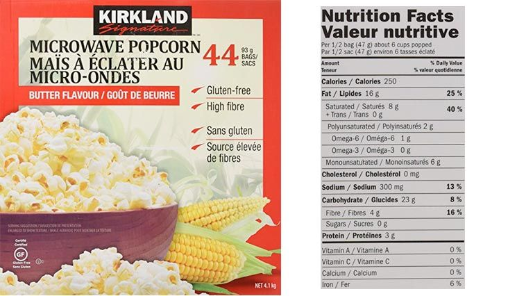 top 10 best microwave popcorn for home