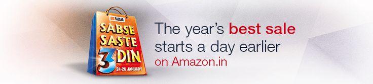 Big Bazaar Sabse Saste 3 Din Republic Day 26 Jan Offer - Best Online Offer