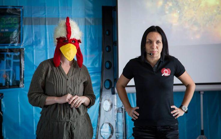 secret agent- chicken :)