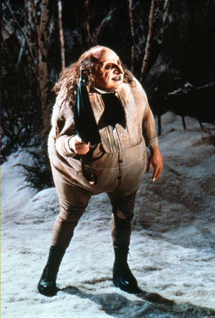 The Penguin (Danny DeVito) | batman | Pinterest | Danny ...