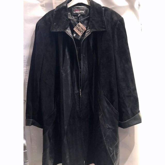 Woman's coat vintage selection
