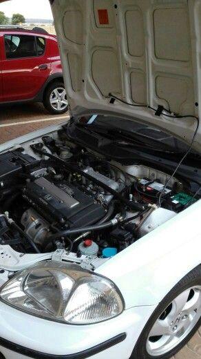 Honda Civic b16a