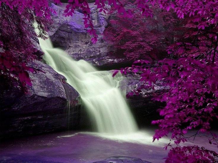 Waterfall.........
