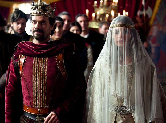"""La boda real histórica de """"Isabel"""" y Fernando: tanto monta, monta tanto"""