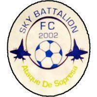 Sky Batallion FC  (Mohale's Hoek, Lesotho) #SkyBatallionFC #MohalesHoek #Lesotho (L13845)