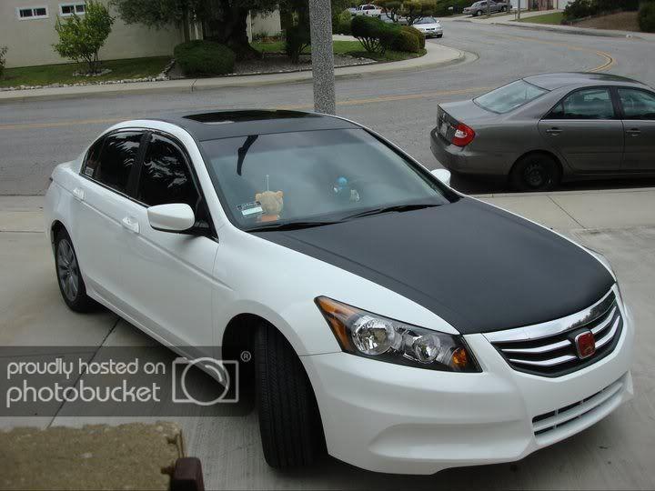 My 2011 Honda Accord Sedan Carbon Fiber Roof Drive Accord Honda Forums Honda Accord 2011 Honda Accord Sedan