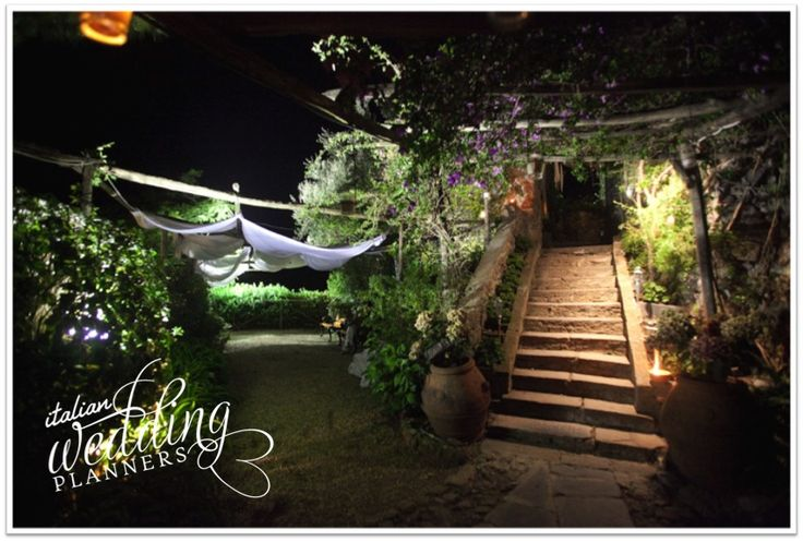 Portofino - Amazing night reception Email our Portofino wedding planners for info: info@italianweddingplanners.com