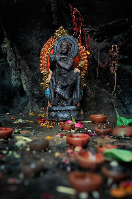 Krishna divinity | statue of god | Indian experience | Flickr - Photo Sharing!