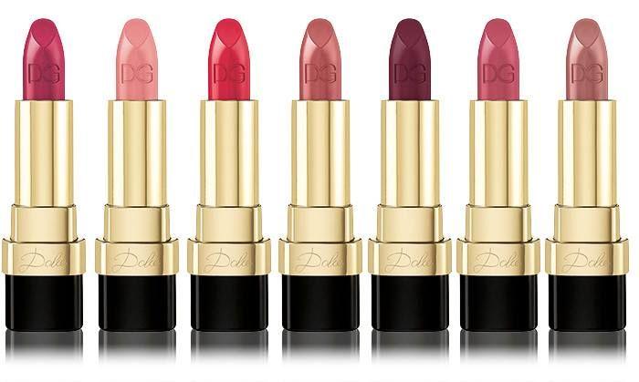 Dolce-Gabbana-Dolce-Matte-Lipstick-2016-Collection-1