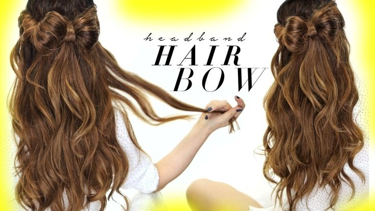 Hair Bow Styles: Best 304 Youtubers Gurls Images On Pinterest