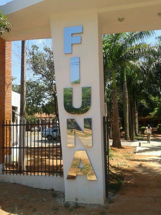 Facultad de Ingeniería (FIUNA) en San Lorenzo, Departamento Central