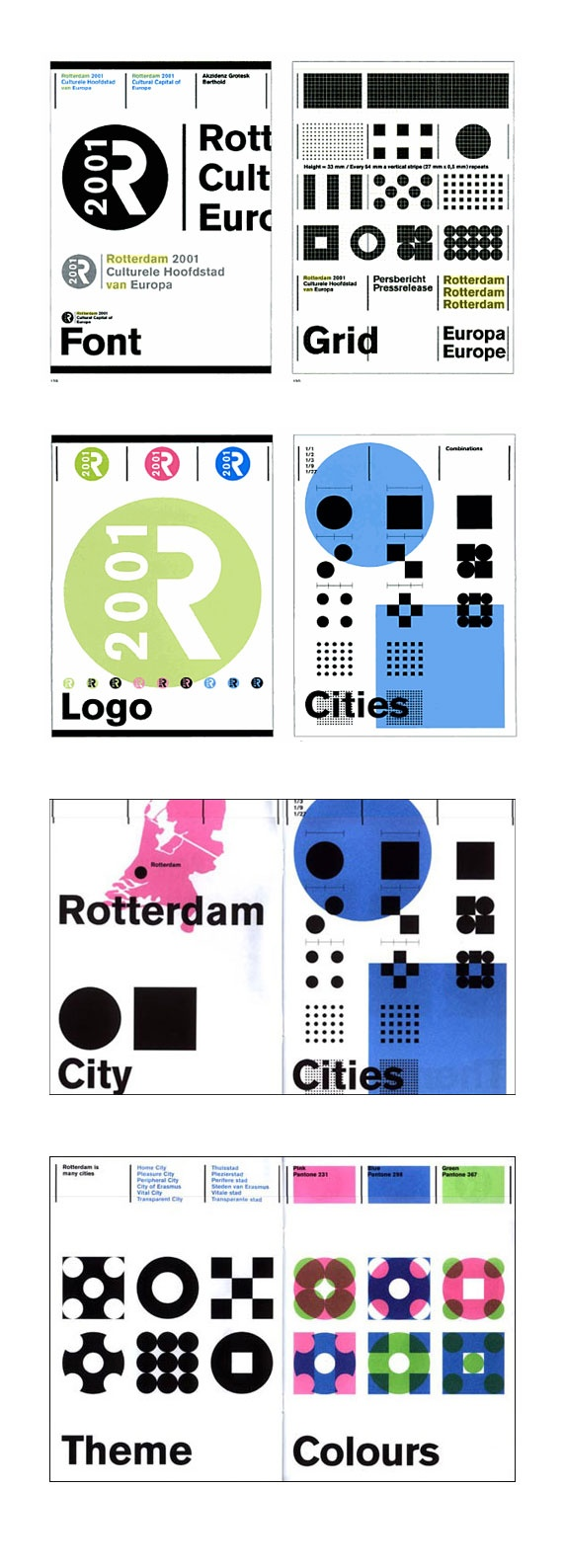 Rotterdam was European Capital of Culture in 2001.