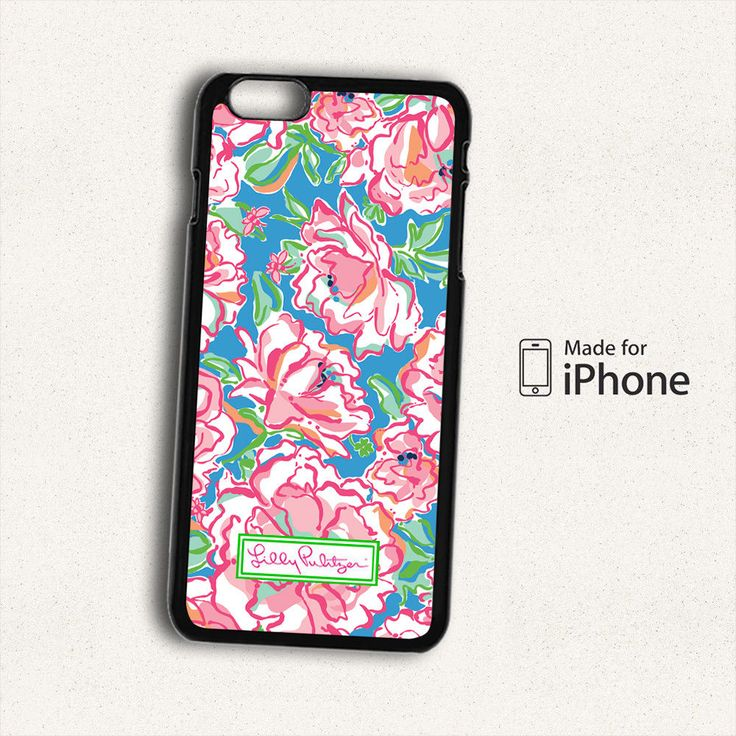 Lilly Pulitzer #2 Print hard Case For iPhone 6 plus #Sm