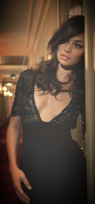 Olga Kurylenko ♥ She was one of the Bond girls. Gorgeous, isn't she?!