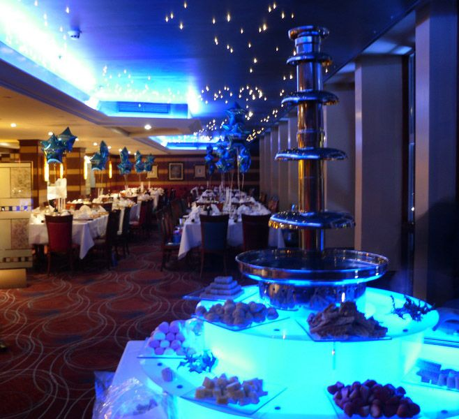 Star Night Wedding Theme: 17 Best Images About Galaxy Sweet 16 On Pinterest
