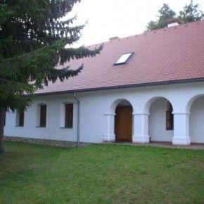 Tornácos parasztház Veszprém közelében