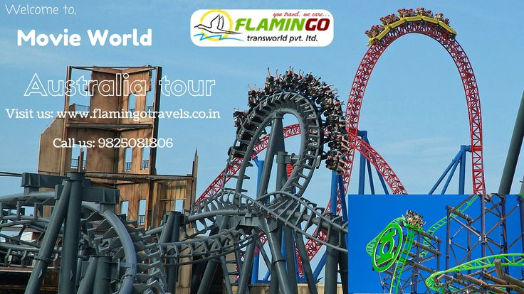 Movie World is a popular movie related theme park on the Gold Coast, Queensland, Australia tour. It is owned and operated by Village Roadshow since the take over from Time Warner and is the only movie related park in Australia.
