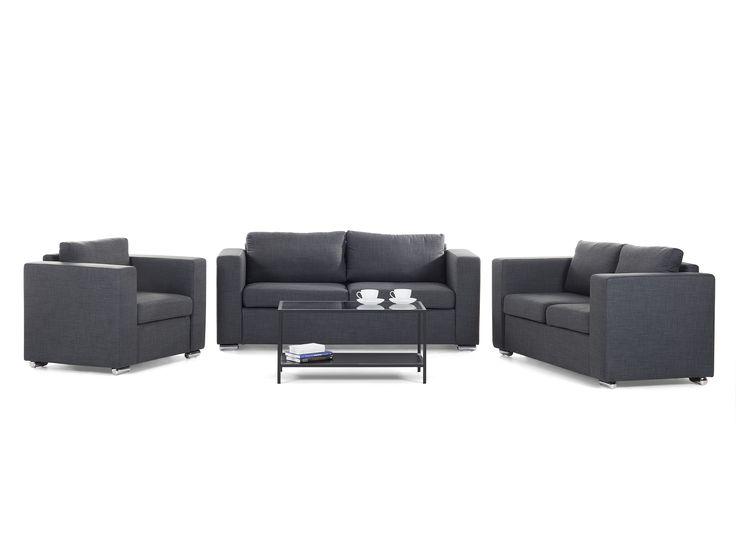 VELAGO - HELSING Fabric Sofa Set