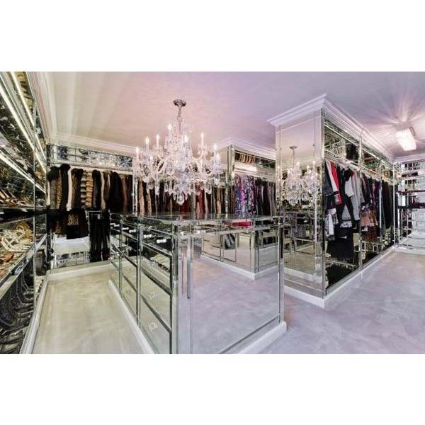 33 Exceptional Walk In Closets To Accentuate Your Fashion Collections found on Polyvore