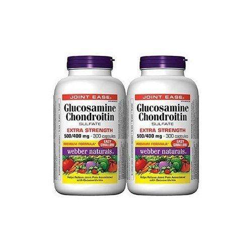 Webber Naturals Glucosamine and Chondroitin Sulfate Twin Pack For Symptomatic Relief of Aching Joints by Webber Naturals - https://all4babies.co.business/webber-naturals-glucosamine-and-chondroitin-sulfate-twin-pack-for-symptomatic-relief-of-aching-joints-by-webber-naturals/  #Aching, #Chondroitin, #Glucosamine, #Joints, #Naturals, #Pack, #Relief, #Sulfate, #Symptomatic, #Twin, #Webber #Health,CareSafety