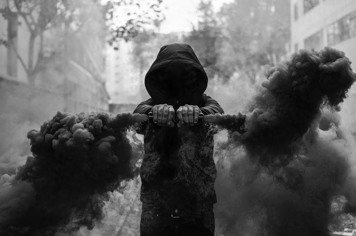 Black & Black w/ alexpenfornis ( Photography by C.D.K )