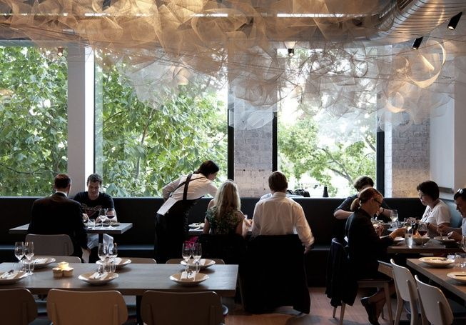 New restaurant from the folks at Coda. Tonka - Duckboard Pl, Melbourne CBD