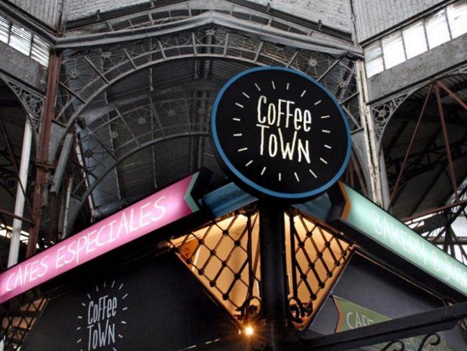 Coffee Town | Mercado de San Telmo, Buenos Aires