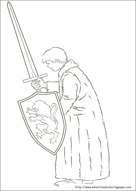 35 best Colouring images on Pinterest | Crónicas de narnia, Libros ...