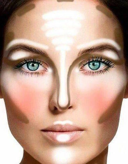Скульптурирующие средства для лица<br>Тональный крем — косметическое средство для макияжа. <br>Выполняет следующие функции: служит основой для макияжа, улучшает цвет кожи, скрывает мелкие недостатки (веснушки, неровности и т. д.), защищает кожу от смены температур, ветра, дождя. <br><br>Бронзатор..