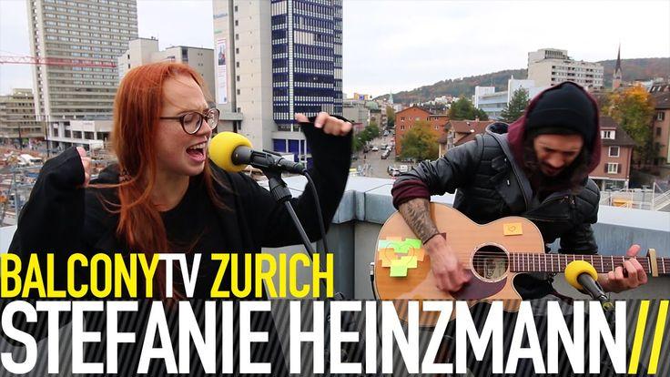 STEFANIE HEINZMANN - ON FIRE (BalconyTV)