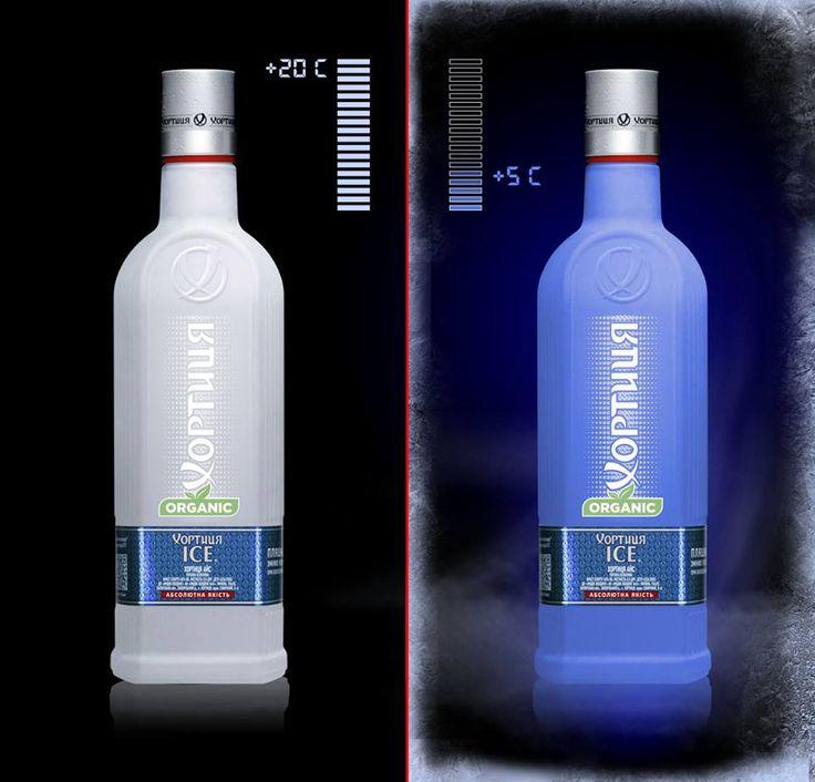 Компания ДанКо Декор изготовила бутылку, которая меняет свой цвет при охлождении. Она становится кристально голубой, как лед! DanCo Decor produced a bottle that changes its color when cooling. It becomes crystal blue like real ice! #dancodecor #glsassdecor #glassdecoration #decor #decoration #glassprint #glass #glassart #packaging #packagedesign #bottle #bottledesigne #vodka #khortytsa #ice #ukraine #данкодекор #декораторстекла #декорстекла #декор #стекло #стеклотара #бутылка #водка #горілка…
