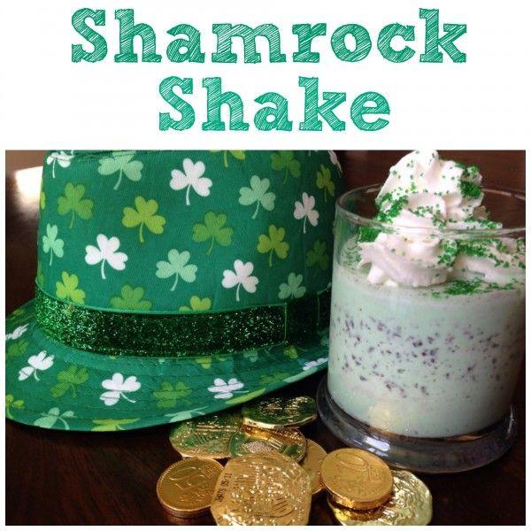 make a copycat shamrock shake recipe copycat shamrock shamrock shake ...