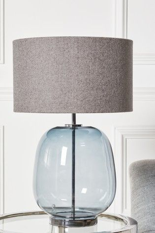 Buy Finn Glass Table Lamp from the Next UK online shop  d6d6eac761