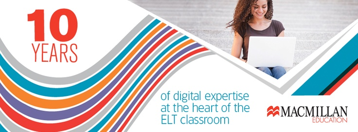 10 years of digital expertise - articles, tips and ideas about using technology in the classroom - Macmillan Education.