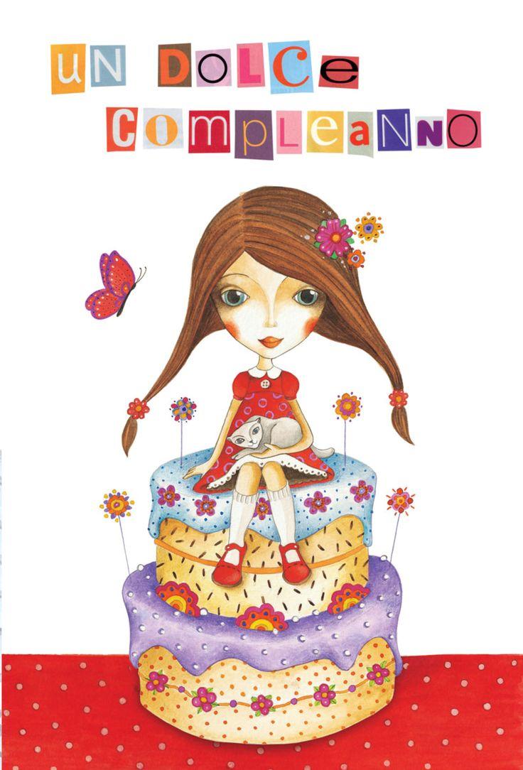 Illustration Peperita Happy Birthday