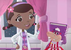 DoctoraJuguetesJuegos.com - Juego: Rompecabezas Doc y Enfermera Hallie - Juegos de Puzzles de Doctora Juguetes Disney Jugar Gratis Online