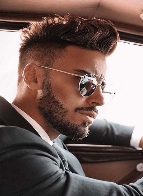 A Perfect Fade Haircut For Men In 2019