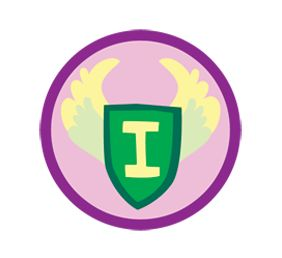 Junior Girl Scout Badge - Independence Badge. As you grow up, it's time to start taking care of yourself. It's a big task, but it can be fun to get to know yourself and what you're capable of. These steps will start you on the road to riding solo, so you can feel confident on your own, show your family they can trust you, and get comfortable striding down your path to changing the world.