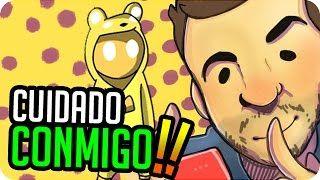 CUIDADITO CONMIGO!! | Gona, Exo, Sara y Luh en Gang Beasts Online - YouTube