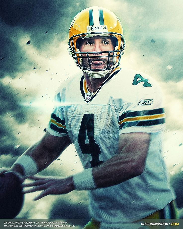 Brett Favre, Green Bay Packers                                                                                                                                                                                 More